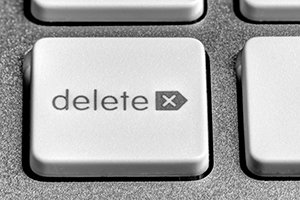 deleting website malware